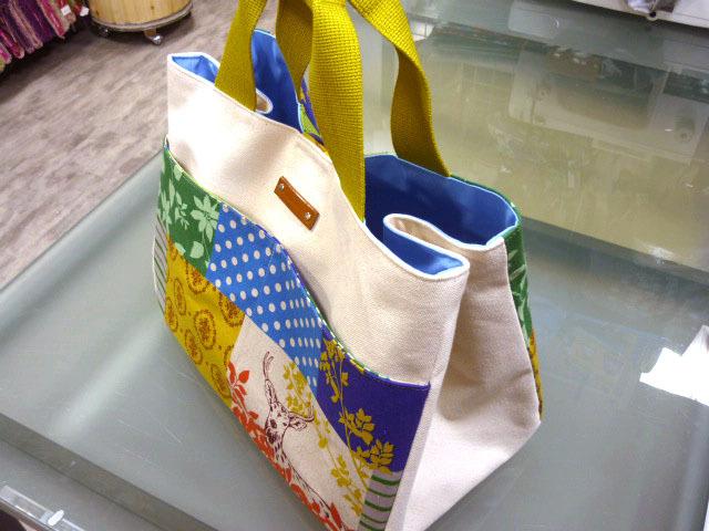 画像2: 【型紙】トートバッグ (Mサイズ)