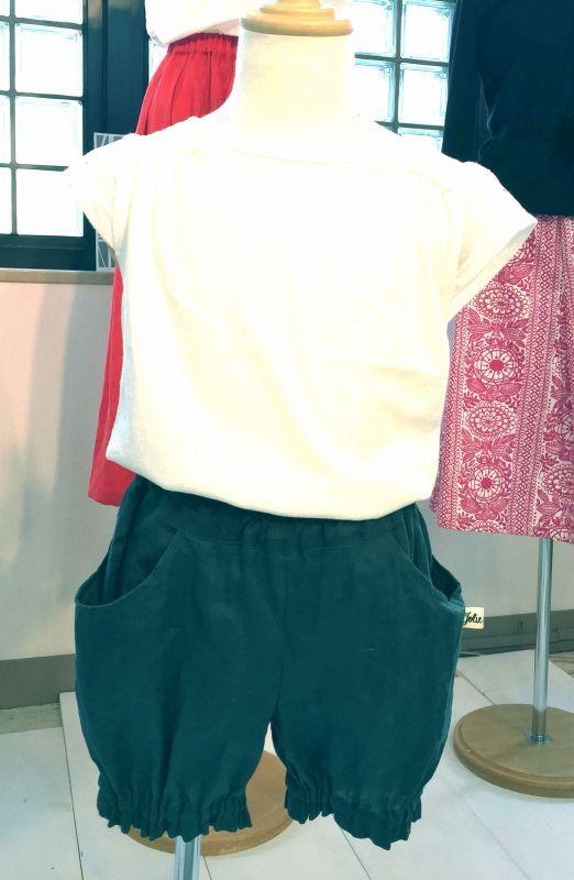 画像2: §【型紙】ジョリクチュール サイドポケット付きパンツ(90cm〜120cmから選んで下さい)