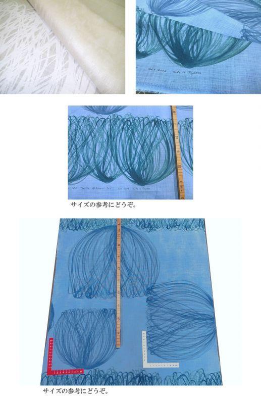画像3: 【リネン厚手】★約58cmパネル単位続けてカット★コーラスnaniIRO2017