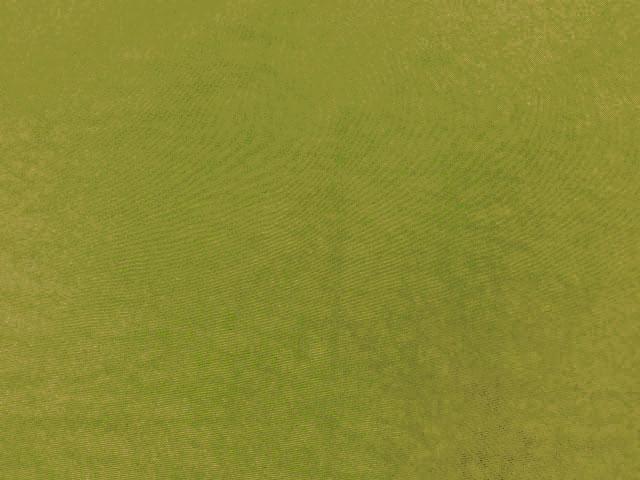 画像1: 【ナイロン】051801■訳あり約45cmハギレ カジュアルナイロン カーキグリーン むら染め無地