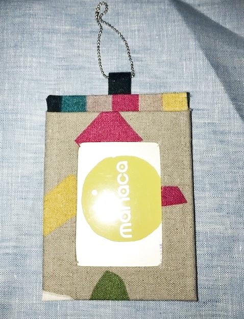 画像4: §【メール便OK】カードケース材料(1個分)台紙&ホットメルト紙
