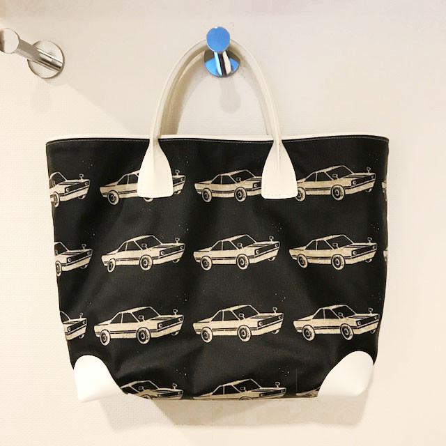 画像1: 【型紙】スタンダードトートバッグ Mサイズ