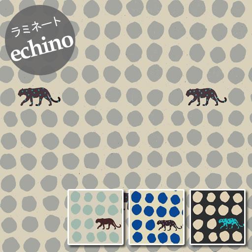 画像1: 【ラミネート】panther パンサー echino 2018AW