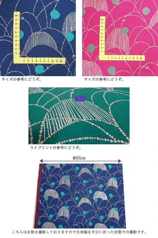 画像3: 【綿麻キャンバス】スプリング spring echino2020 2020SS